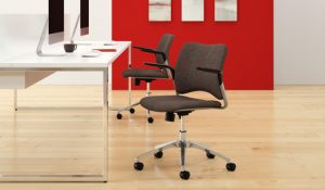 Modern Office Red Furniture